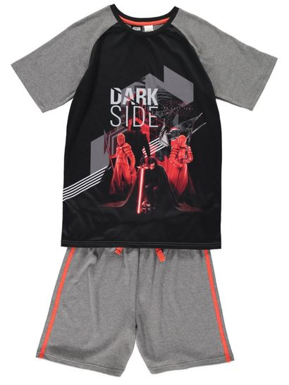 Boys Star Wars Knit Pyjama