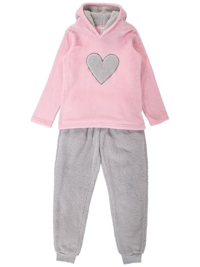 Heart Twosie Womens Sleep