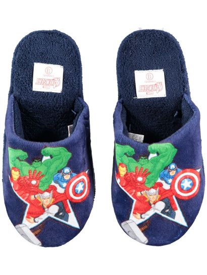 Boys Avengers Slipper