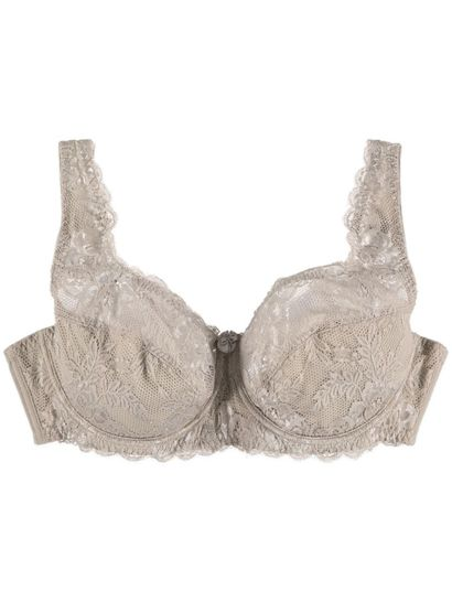 Full Figure Lace Underwire Bra