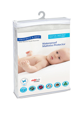 Baby PROTECT-A-BED® Terry Fitted Cot Protector 2 Pack