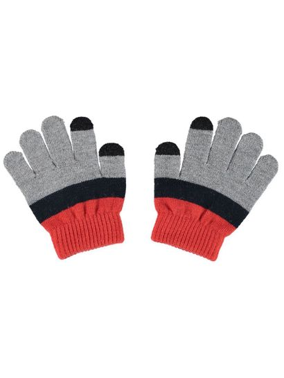 Toddler Boy Touch Screen Gloves