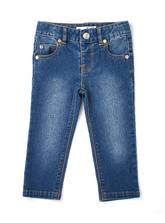 0-2 GIRLS BASIC JEAN