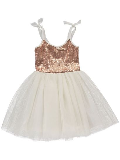 Toddler Girls Dance Dress