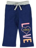 TODDLER GIRL PRINT TRACKPANT