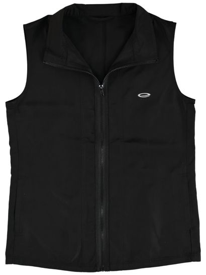 Plus Elite Sleeveless Jacket Womens