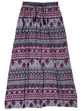 WOMENS CRINKLE SKIRT