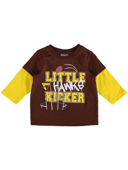 Afl Infant Long Sleeve Tee