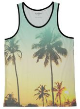 Mens Sublimated Tank
