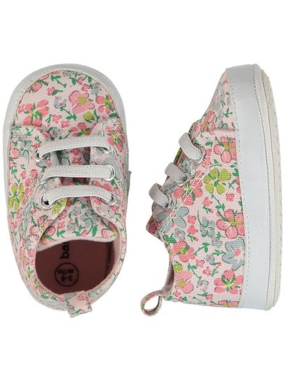 BABY GIRL FLORAL TRAINER