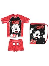 BOYS MICKEY SWIMSET