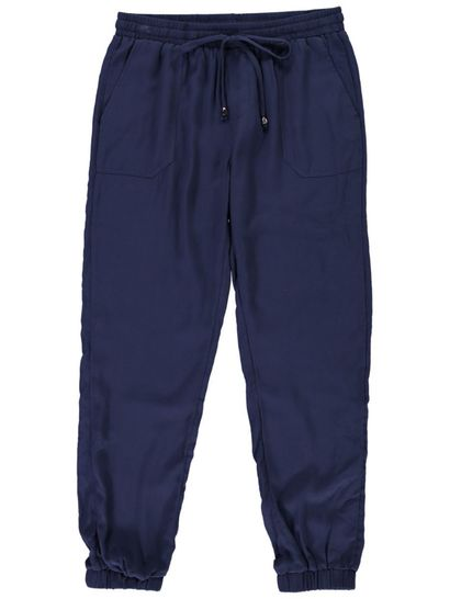 Womens Twill Jogger Pant