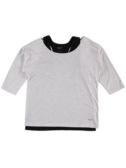 Elite 2-In-1 Batwing Tee Womens