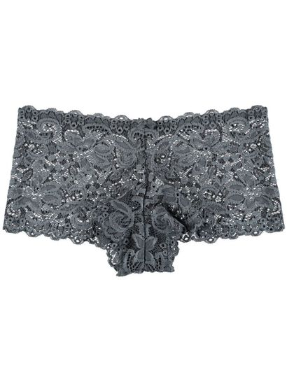 Crochet Lace Shortie Womens