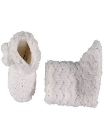 Toddler Girl Tall Slipper Boot