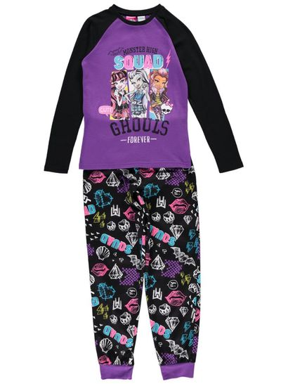 Girls Monster High Pyjamas