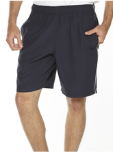 MICROFIBRE SPORTS SHORTS WITH PIPING