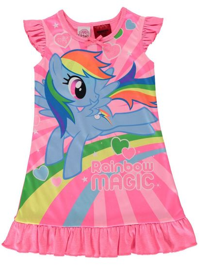 GIRLS NIGHTIE MY LITTLE PONY