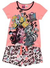 GIRLS PYJAMA MONSTER HIGH