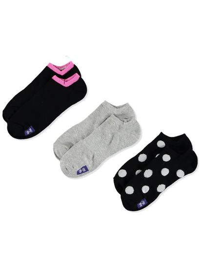 ULTRA LIGHT 3PK SOCK