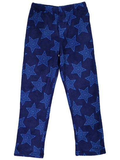 Boys Coral Fleece Pyjama Pant