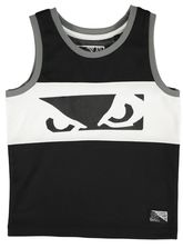 Boys Bad Boy Mesh Tank