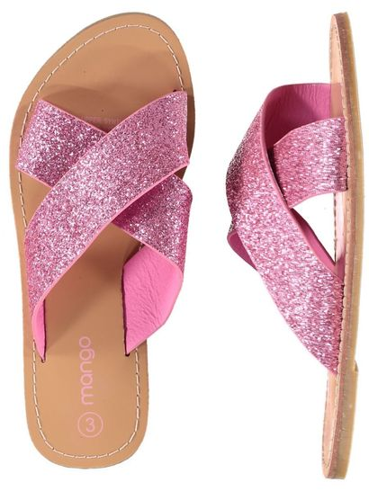 Girl Cross Over Sandal