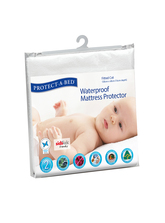 Baby PROTECT-A-BED® Terry Fitted Cot Protector