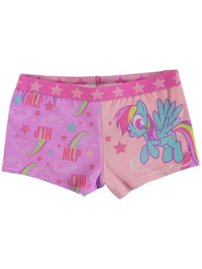 Girls Licence Shortie - My Little Pony