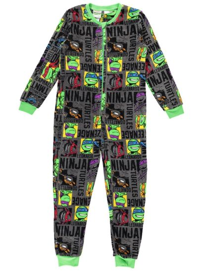 Boys Teenage Mutant Ninja Turtles Onesie