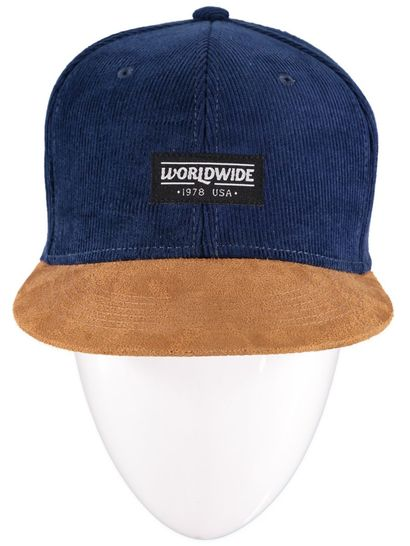 Mens 2 Toned Cap
