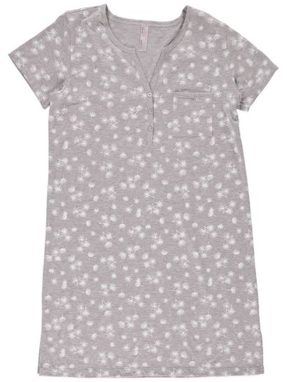 Henley Nightie Womens Sleepwear