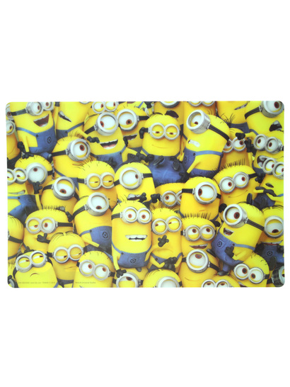 MINIONS PLACEMAT