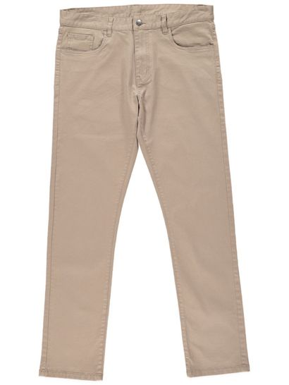 Mens Colour Twill Pant