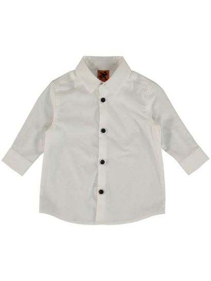Boys Longline Ls Shirt