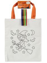 Halloween Colouring-In Bags