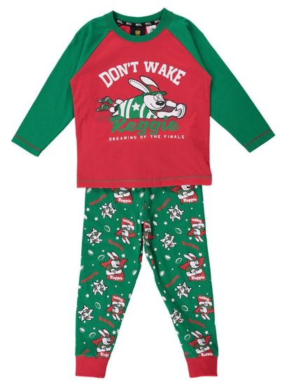 Nrl Toddler Full Knit Pj