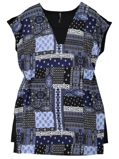 Womens Knit Tunic Dres