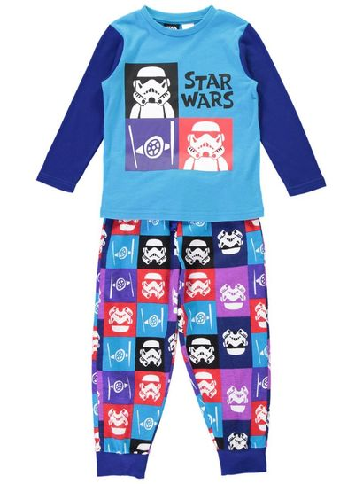 Boys Stars Wars Pyjamas