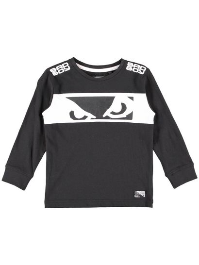 Boys Bad Boy Ls Print Tee
