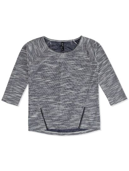 WP ZIP SPCDYE PULLOVER MULTI WOMENS