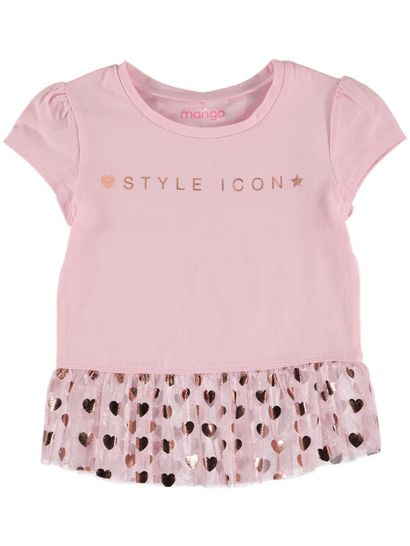 Toddler Firls Fashion Top