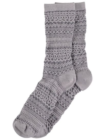 Bamboo Crew Sock Womens