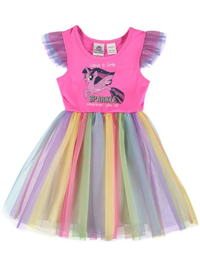 Toddler Girls Mlp Dress