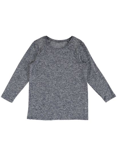 Plus Embellished Pullover Womens