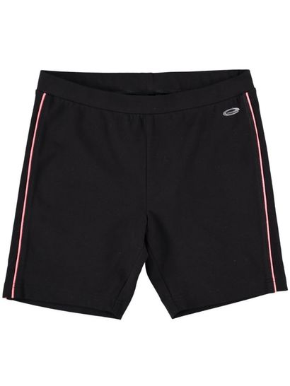Womens Side Stripe Bike Short
