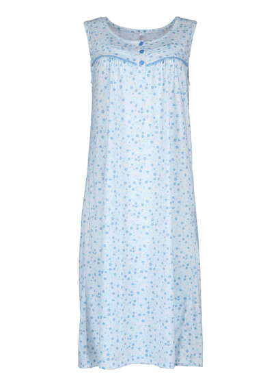 Sleeveless Jersey Nightie