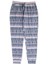 CUFFED HEM PANT SLEEPWEAR WOMENS