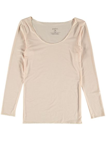 Thermal Long Sleeve No Lines Top