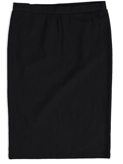 WOMENS PULL ON PENCIL SKIRT